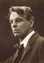 William Butler Yeats, 15 July 1911 Photo: George Charles Beresford