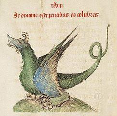 Lambert of St. Omer, Liber Floridus (Lille and Ninove, 1460), Wikipedia.org