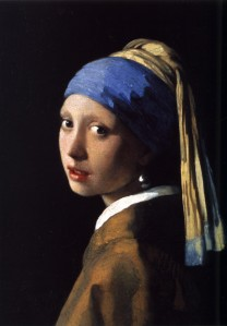 The Girl with the Pearl EarringJohannes Vermeer (1632-1675)