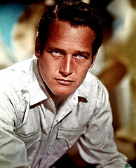 Didn't Paul Newman nearly run into Mrs Broderick