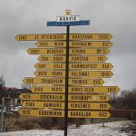 I never heard of a mouse being able to read a signpost. Narvik, Norway - 2407 km from North Pole Markus Bernet