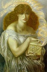 Dante Gabriel Rosetti's Pandora