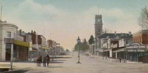 Barker Street, Castlemaine State Library of Victoria
