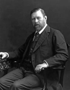 Bram Stoker (1847-1912) Wikipedia.org
