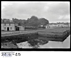Kinvara Harbour Cresswell Archives