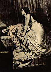 Philip Burne-Jones Bt. (1861-1926) The Vampire Wikipedia.org