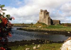 Dunguaire Castle, Kinvara.