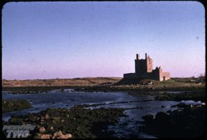 Dunguaire Castle c1930 Cresswell Archives