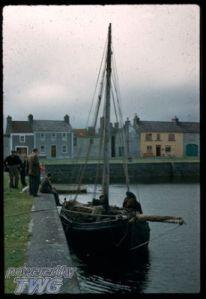 Kinvara Harbour Cresswell Archives