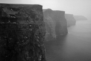Cliffs of Moher Photo: Aaron Logan
