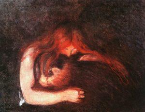 The Vampire. 1893–94.