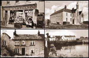 Johnstons, Saint Joseph's, Saint Anthony's Hotel and Kinvara Harbour.