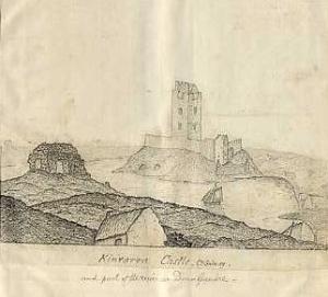 Kinvarra Castle (Dunguaire) Cooke: 1842/1843