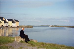 Ballyknow Quay Photo: Greg O'Beirne Wikimedia Commons