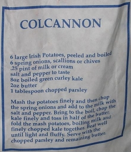 Colcannon Photo: Sarah 777 Wikipedia