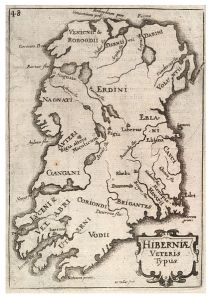 Ireland Wenceslaus Hollar (1607-1677) Scanned by University of Toronto Wikipedia.org