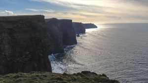 The Cliffs of Moher, Co Clare Photo: Michal Osmenda Wikimedia Commons