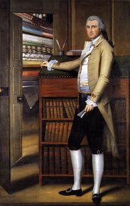 Elija Boardman by Ralph Earl 1789 Wikimedia Commons