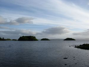 Lough Corrib Photo: Jlahorn Wikipedia.org