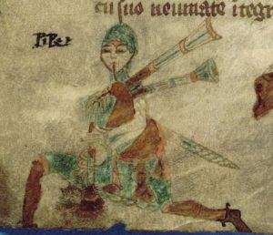 16th century Irish missal - the Bodleian Library