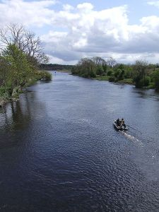 River Shannon Photo: Laurel Lodged Wikimedia commons