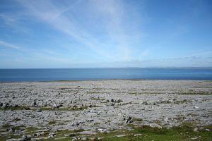 The Burren Photo: Ingo Mehling Wikimedia Commons
