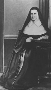 Daguerrotype with venerable Catherine McAuley circa 1840 Wikimedia commons