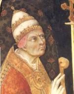 Papa CALLISTUS Tertius 8 April 1455 – 6 August 1458 (3 years, 120 days) Wikimedia Commons