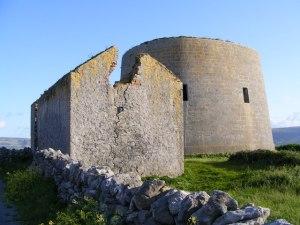Finavarra Martello Tower at Finavarra Point, County Clare, Ireland A McCarron Wikimedia Commons