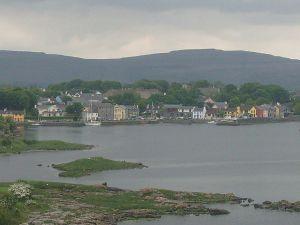 Kinvarra, Kinvara - Co Galway Wikimedia Commons
