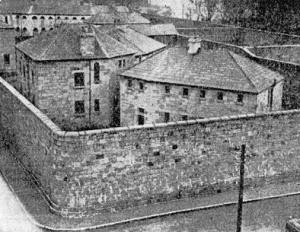 Galway Gaol c.1930