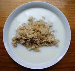 Porridge Photo; virtualSteve Creative Commons
