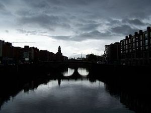 Liffey Bridge Wikimedia Commons