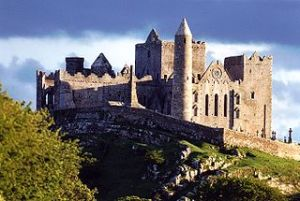 The Rock of Cashel Wikimedia Commons