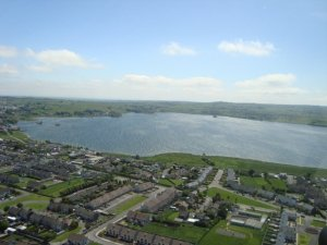 Loughrea Lake Wikimedia Commons Photo: Anthony