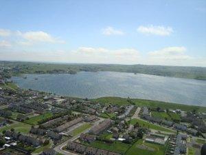 Loughrea Lake Wikimedia Commons Photo: Anthony
