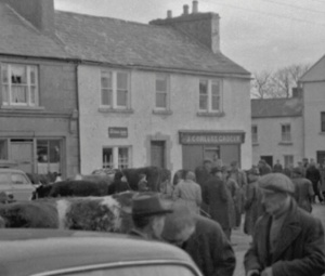 Corless, Grocers Kinvara Photo: Creswell Archives