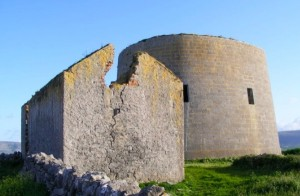 Martello Tower, Finavarra  © Copyright A McCarron and licensed for reuse under Creative Commons Licence