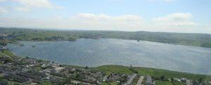 Loughrea lake Photo: Anthony Wikimedia Commons