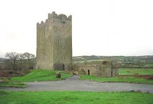 O'Dea castle near Corofin. Wikipedia.org