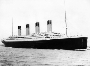 """RMS Titanic 3"" Photo: F.G.O. Stuart (1843-1923)  Wikimedia Commons"