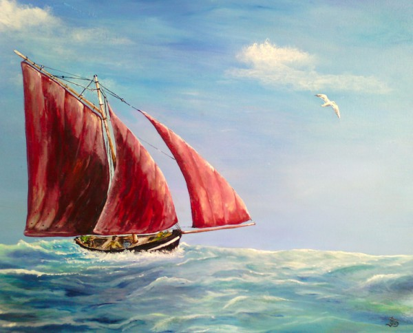 Full Sail  © EO'D