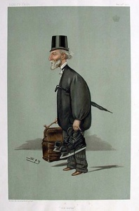 Marquess of Clanricarde 24 May 1900 by Leslie Ward - Published in Vanity Fair, 24 May 1900. Wikimedia Commons