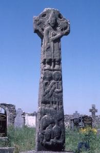 The Doorty Cross, Kilfenora Photo: Dr Charles Nelson Wikimedia Commons