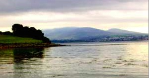 The Ulster aristocrats set sail from Rathmullan, on the shore of Lough Swilly