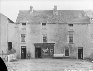 Comber's Bakery, Ennistymon National University of Ireland via Wikimedia Commons
