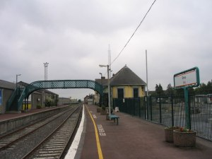 Ennis Station Photo: Francoise Poncelet Wikimedia Commons