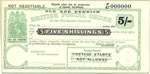 Old Age Pension Book Wikimedia Commons