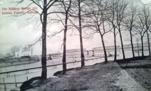 Raillway bridge g