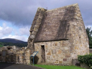 St Lua's church, Killaloe Uploaded by Chris55  Wikimedia Commons